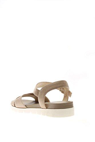 Negro Giardini–Zapatos Mujer Sandalias Sándalo p615741d-406Nepal Pardo TR Roma 7534/003 TóRTOLA