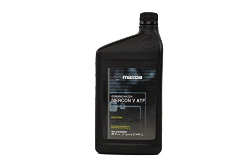 Genuine Mazda Fluid (0000-77-120E-05) MERCON-V Automatic Transmission Fluid - 1 Quart