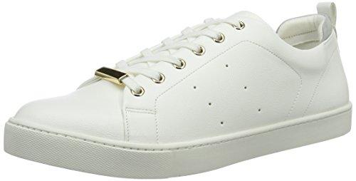 Aldo Merane, Zapatillas Para Mujer Blanco (White/70)