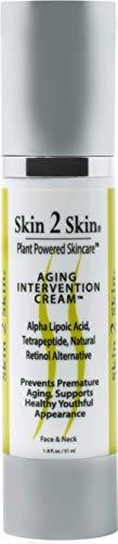 (Skin 2 Skin Care Aging Intervention Cream 1.8 fl oz.)