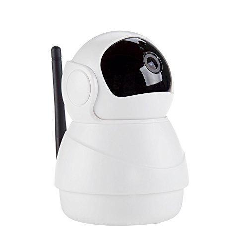 Baby Monitor 2MP HD 1080P Cámara de Seguridad Inalámbrica WiFi Sistema P2P 2 Vías Audio IR Visión Nocturna Detección de...