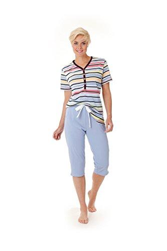 hajo - Pijama - Rayas - para mujer vaquero
