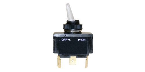 SeaSense ON/OFF/ON Illuminated Toggle Switch by SeaSense