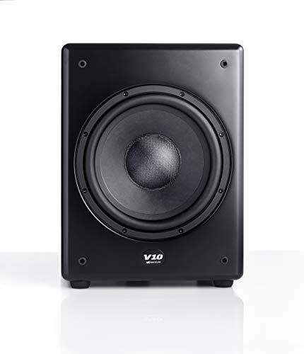 M&K Sound V10 Series Compact Subwoofers -Black