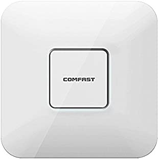 CF-E380AC 11AC 2.4Ghz & 5.8Ghz Wireless Ceiling-Mounted AP 1750Mbps Indoor Wireless Access Point