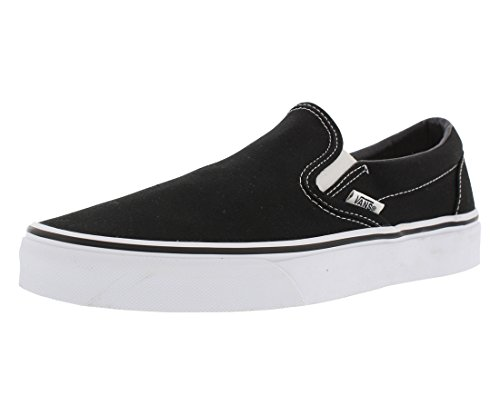 Vans Slip-On(tm) Core Classics, Black (Canvas), Men's 5.5, Women's 7 Medium]()