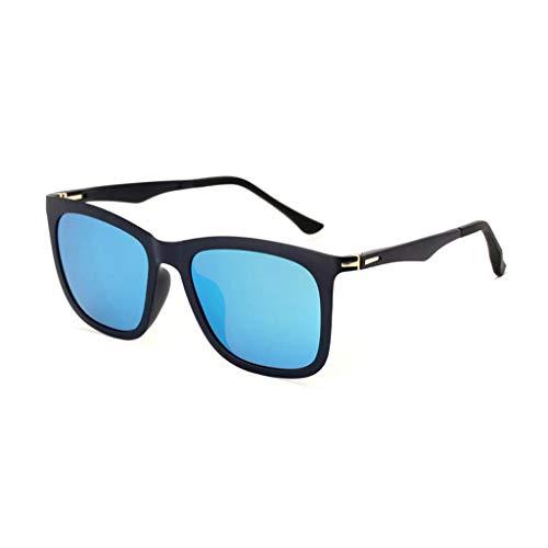 Conducción Aviador polarizadas de Hipsters sol con Marco Grande Retro UV de D para Vogue Running Hombres Gafas SxqBwP0