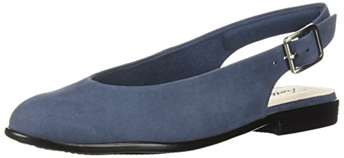 Flat Blue Alice mujer Trotters Ballet para xnEwtCR