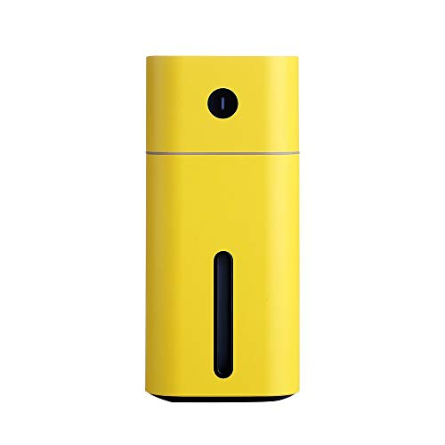 Multi-diffuser diffuser difussers Humidifier Humidifiers cooler vaporiser mini USB desk surface car dual-use purification yellow by Multi-diffuser