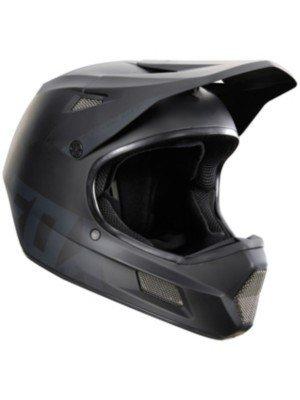 City Full Face Helmet - Fox Men's Rampage Comp Full Face Helmet Black Matte Black Size:M by Fox Head