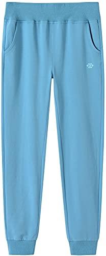 JINSHI Women Jogger Pant Sweatpant Gofl Pant Workout Yoga Pant with Pocket Lightweight Lounge Pant