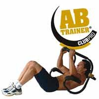 Club Pro Ab Trainer V7 New Improved in 2010 by Club Pro