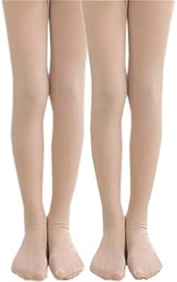 LTIILE LEGS Big Girls School Tights 2 Pairs