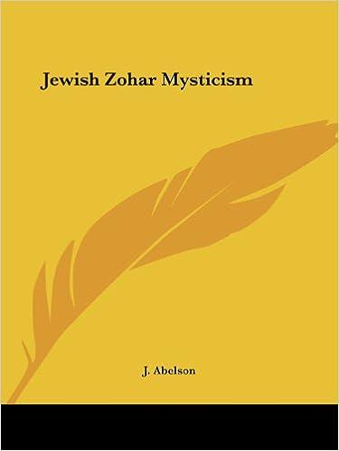 Jewish Zohar Mysticism