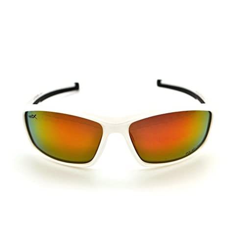 9683bd71e775 VertX Polarized Mens   Womens Sport Wrap Sunglasses Cycling Running w Microfiber  durable modeling
