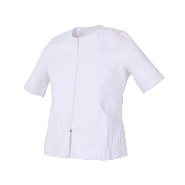 MISEMIYA Camisa de Trabajo para Mujer 2