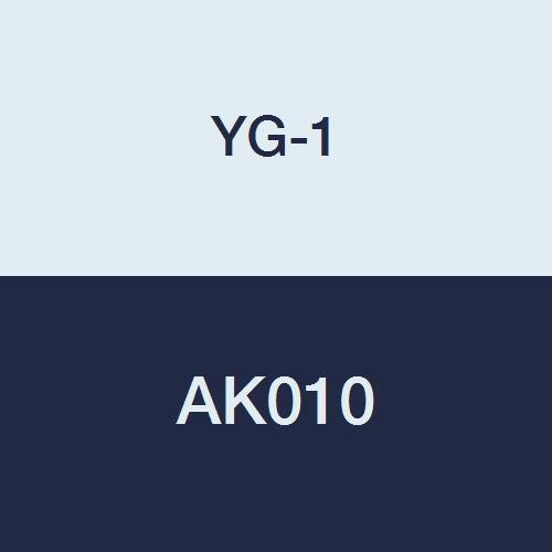 YG-1 AK010 Standard End Mill Holder CAT40-EMH3//4-3.75