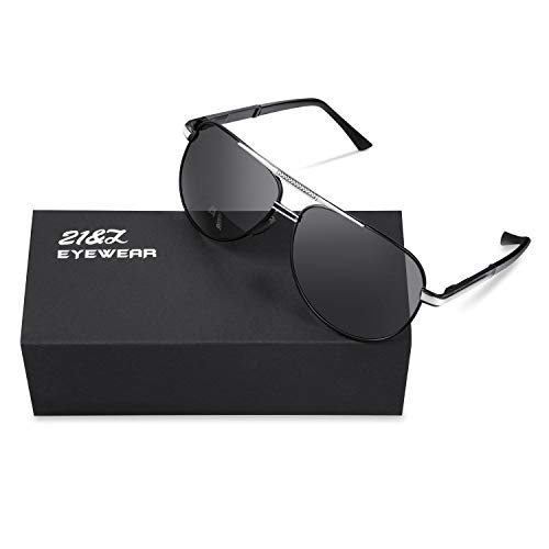75fbd8d723 Jual 21 Z Men Premium Classic Aviator Polarized Sunglasses