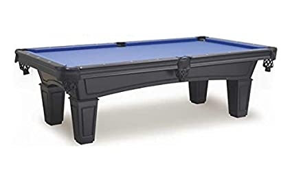 Amazoncom Imperial Shadow Modern Pool Table Black Finish Free - Imperial shadow pool table