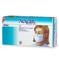 Nexcare Earloop Mask - 20 ea