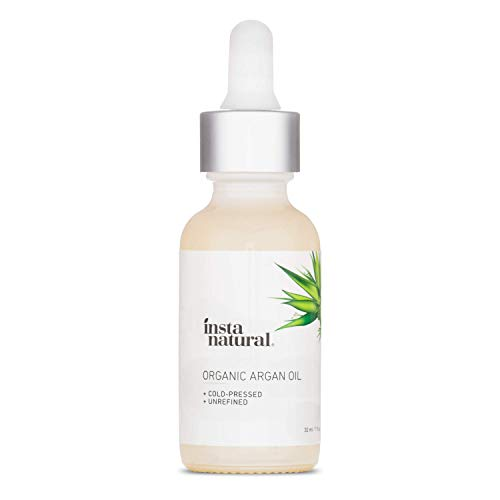 Organic Argan Oil Certified InstaNatural