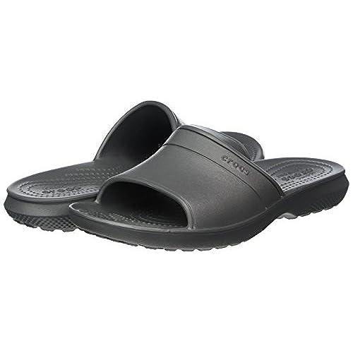 cheap Crocs Classic Slide, Sandales Bout Ouvert Mixte Adulte