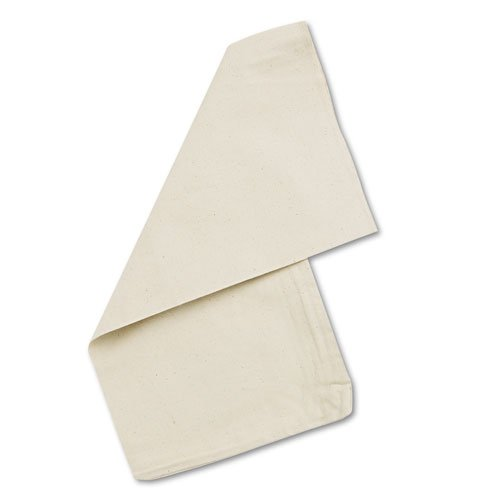 Heavyweight Cotton Duck Cloth Bag for Coin/Currency, 9w x 17 1/2h (MMF2310397W06) Category: Deposit Bags