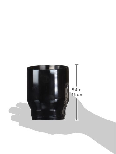 Flowmaster 15392 4.00 Round Polished Stainless Steel Weld-On Exhaust Tip for 3.00 Tailpipe