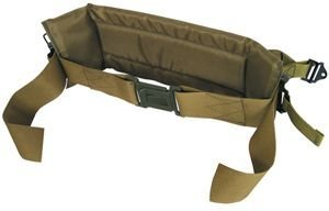 Alice Pack Shoulder Straps - Fox Outdoor LC-2 Kidney Pad w/ Belly Strap, Olive Drab
