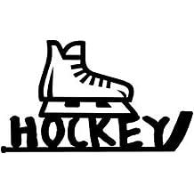 Bulk Buy: Scrapbook 101 Cardstock Laser Die Cuts Hockey SDC-1021 (6-Pack)