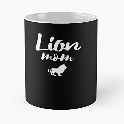 Leao Hunter Lions Lav - White -coffee Mug- Unique Birthday Gift-the Best Gift For Holidays- 11 Oz.