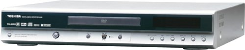 Toshiba SD-H400 Combination Progressive-Scan DVD Player and