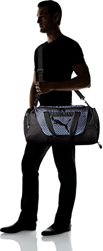 31NVME jitL - Puma Men's Contender Duffel,black/grey,One size