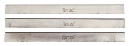 Freud 12'' x 1'' x 1/8'' High Speed Steel Industrial Planer and Jointer Knives (C540) by Freud
