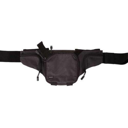 5.11 Tactical Select Carry Pistol Pouch, Charcoal/Black [並行輸入品] B07R3XQHHM