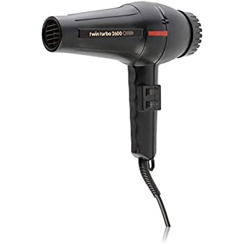 Amazon Com Turbo Power Hair Dryer Red Black 34 4 Ounce