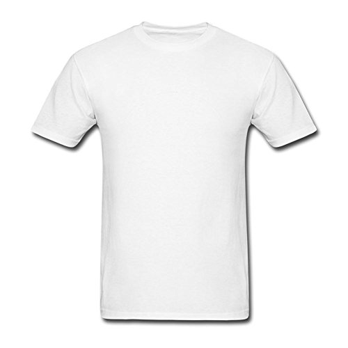 Men's Design Cotton DIY Design Cotton T Shirt