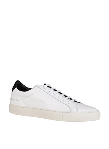 Weiss Sneakers Common 20970506 Projects Leder Herren CwttXxq