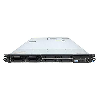 HP ProLiant DL360 G7 1U RackMount 64-bit Server with 2xSix-Core X5650 Xeon 2.66GHz CPUs + 32GB PC3-10600R RAM + 8x146GB 10K SAS SFF HDD, P410i RAID, 4xGigaBit NIC, 2xPower Supplies, NO OS