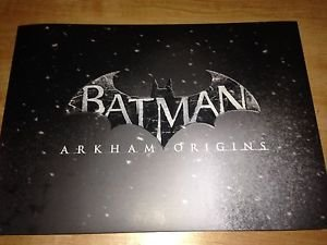 Image of Batman Arkham Origins Collector's Artbook