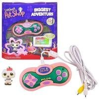 Hasbro Littlest Pet Shop Biggest Adventure TV Plug-in Game Biggest Littlest Pet Shop