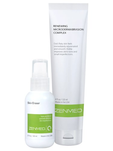 Zenmed Acne Scar Treatment Kit. Skincare System.