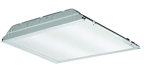(Lithonia Lighting/Acuity - 2GTL2-20L-EZ1-LP835 - Recessed Troffer, LED Replacement For U-Bend, 3500K, Lumens 2248, Fixture Rated Life 50, 000 hr.)