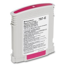 Pitney Bowes 787-E Magenta Ink Cartridge Compatible for Connect+ Mailing by saveonpostageink.com