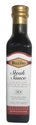 Bellino Steak Sauce, 8.5 oz - Pack of (Balsamic Steak Sauce)