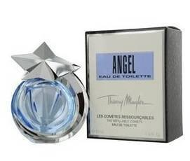 ANGEL Eau De Toilette Les Cometes by Thierry Mugler 3ml/.1 oz Women MINI EDT (Mini Ounce 0.1 Edt)