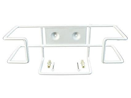 AMMEX: AGD-W1 – Guantes desechables de montaje en pared dispensador de alambre –