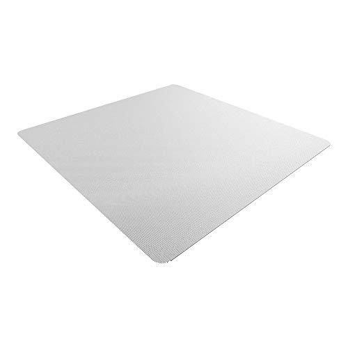- Staples 1899090 Medium Pile Carpet and Hard Floor Chair Mat 46