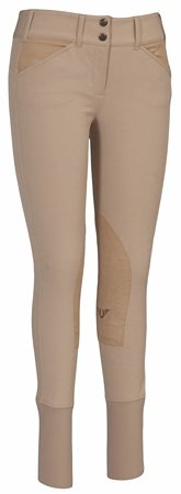 TuffRider Ladies Soft Shell Wide Waistba - Warm Knee Patch Breeches Shopping Results