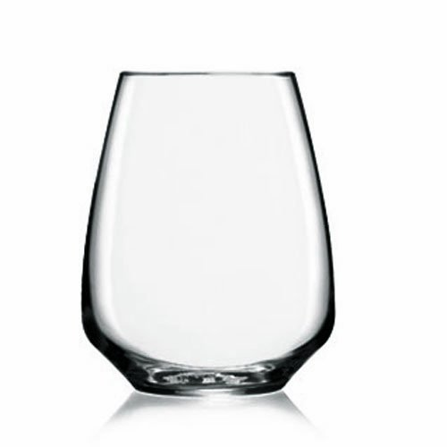 Cheap Luigi Bormioli Prestige Riesling Stemless Copas de vino, Set of 6